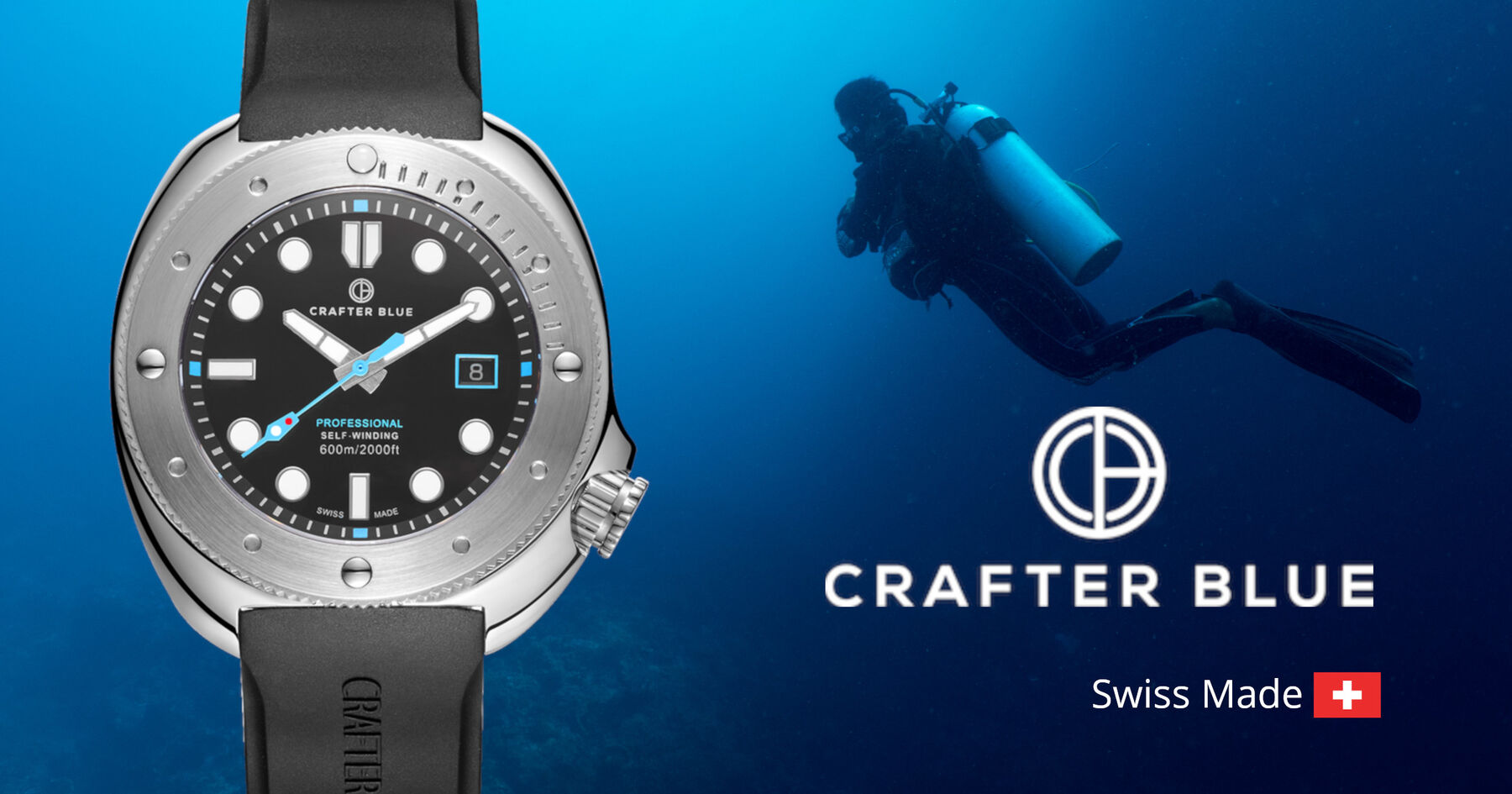 Crafter Blue Watches