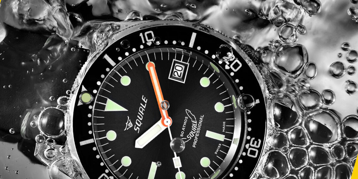 Squale Dive Watches