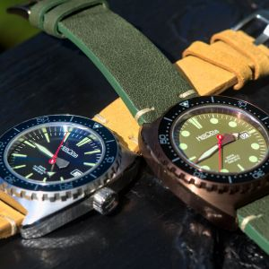 New Herodia Dive Watches