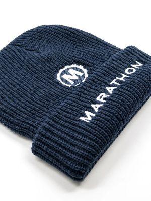 Marathon Toque - Knitted Winter Hat