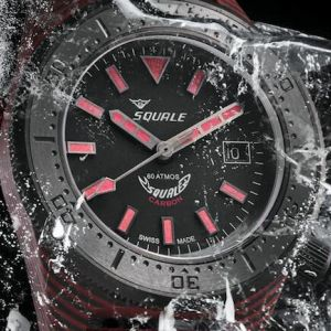 Squale T-183 Carbon Dive Watch