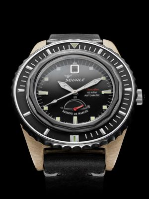 Squale Master Professional - Grey Bronze