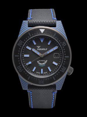 Squale T-183 Blue Carbon Dive Watch
