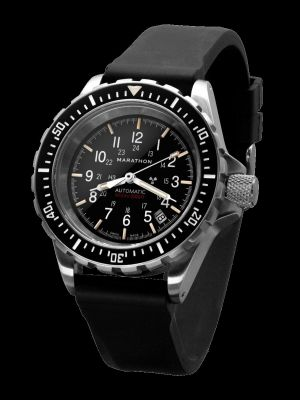 Marathon GSAR Search and Rescue Dive Watch - NGM