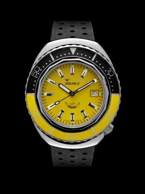 Squale 101 atmos 2002 - Yellow/Black Yellow Polished