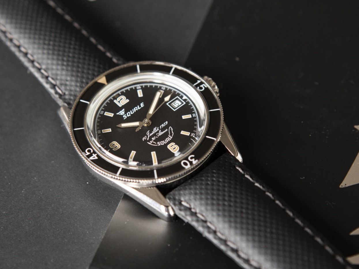 Squale 60 Year Special Edition Dive Watch