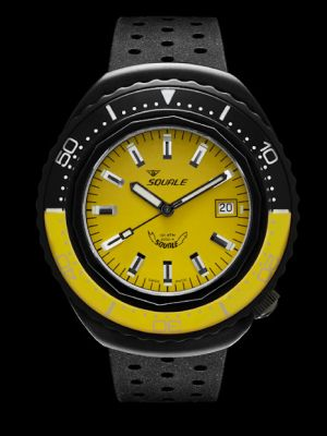 Squale 101 atmos 2002 - Yellow/Black Yellow PVD