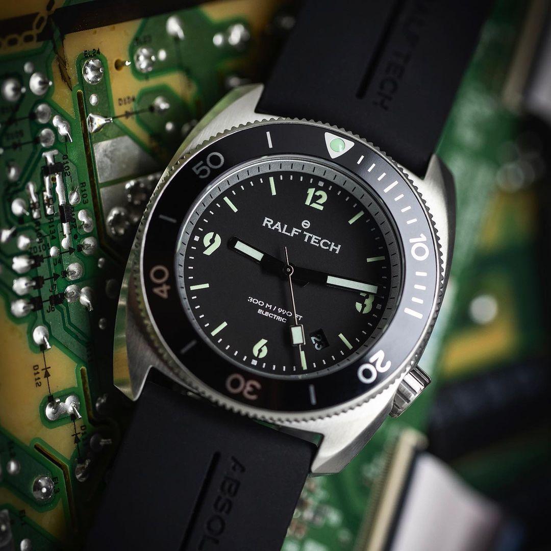 Ralf Tech WRV Electric Dive Watch
