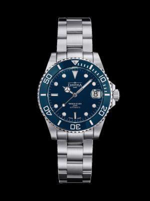 Davosa Ternos Medium Blue Trialink Dive Watch
