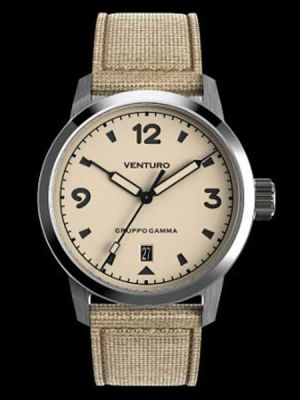 Venturo Field Watch #1 - Cream Dial
