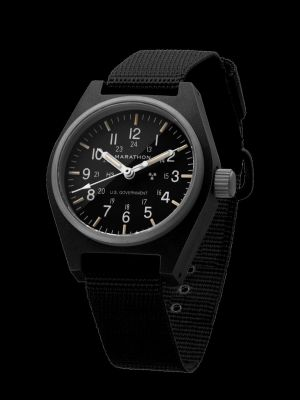 Marathon GPM Field Watch - Black