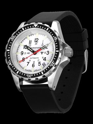Marathon Arctic MSAR Auto Search and Rescue Dive Watch - No Government Markings