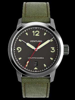 Venturo Field Watch #1 Black