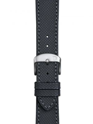 Damasko Louis Leather Strap - Blasted Buckle