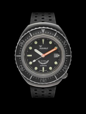Squale 101 atmos 2002 - Grey Dots Blasted