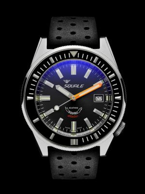 Squale 60 atmos Squalematic Grey