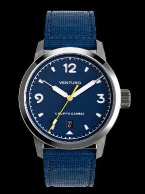 Venturo Field Watch #1 - Blue Dial