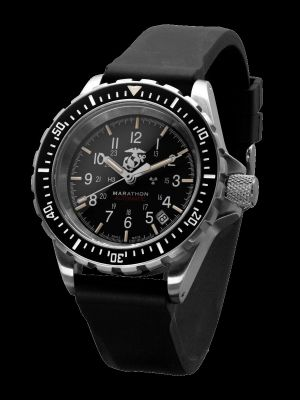 Marathon GSAR Search and Rescue Dive Watch - US Marine Corps Markings