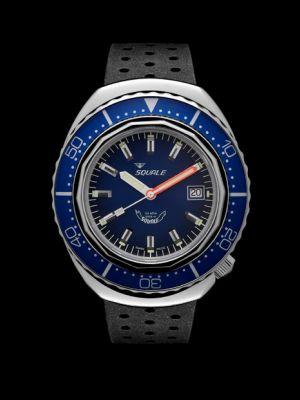 Squale 101 atmos 2002 - Blue Polished