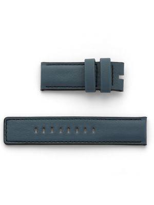 Ralf Tech 26mm Slate Blue Leather Strap