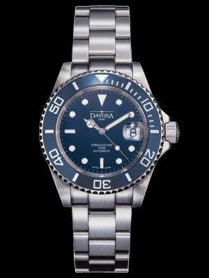 Davosa Ternos Ceramic Blue Trialink Dive Watch